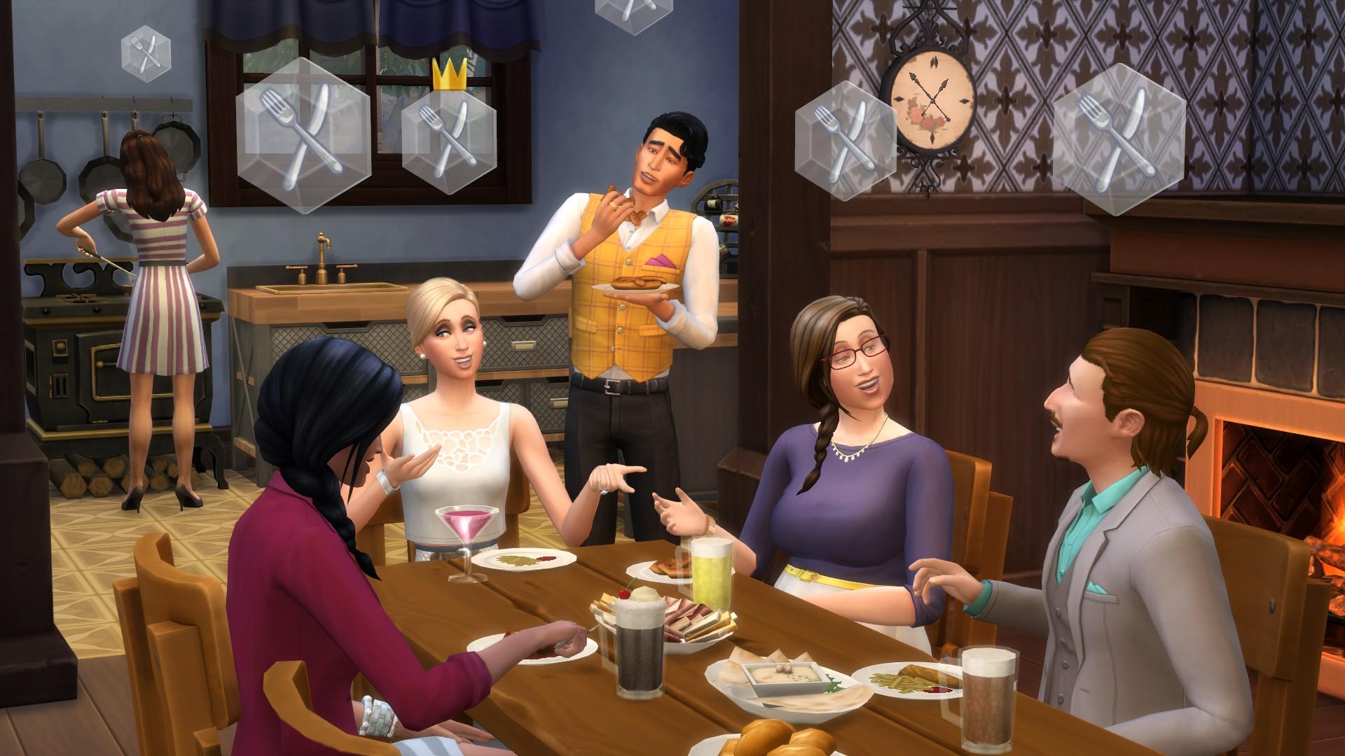 Получите бесплатно The Sims 4