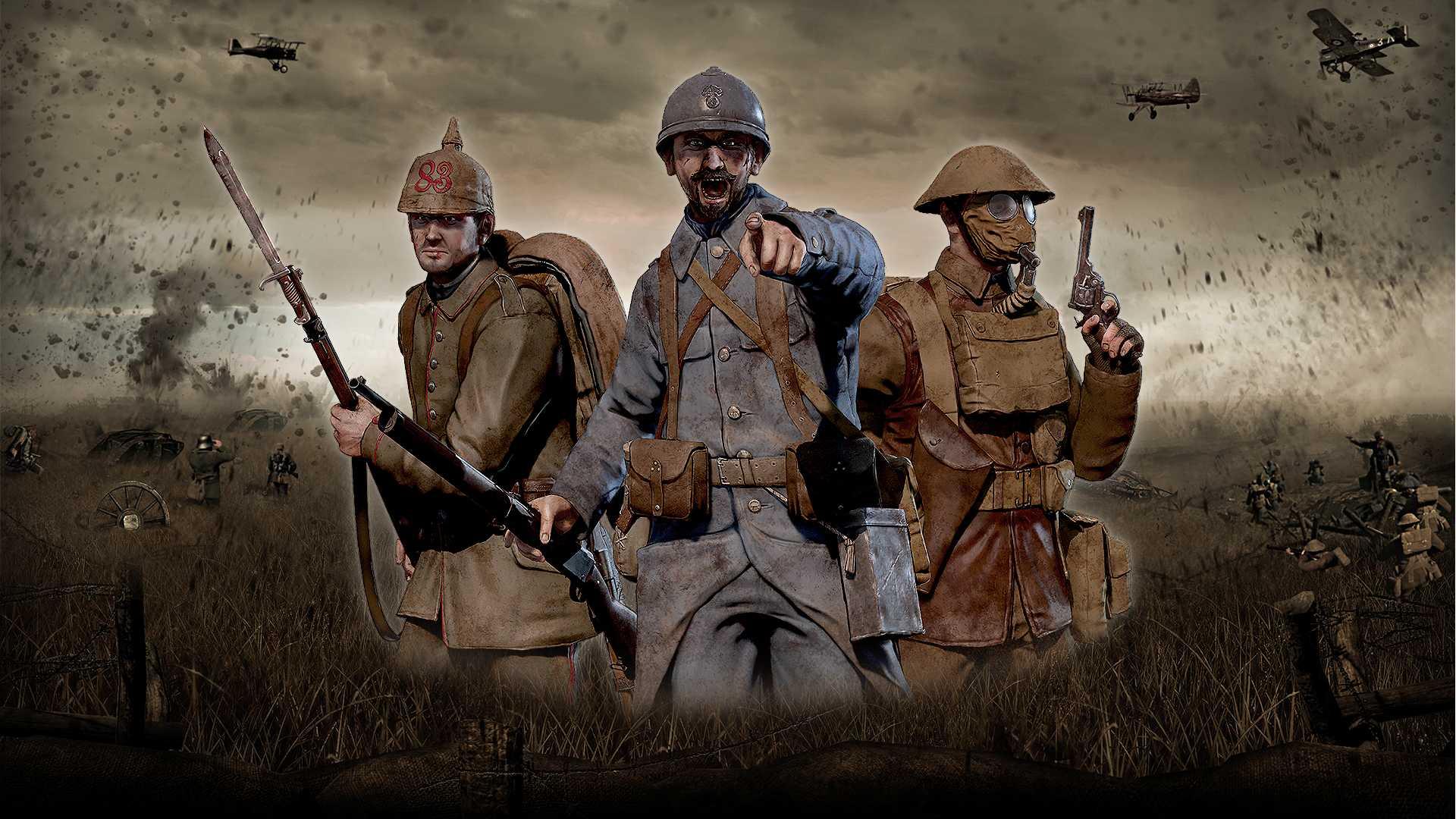 Получите вSteam новую игру про Первую мировую войну бесплатно