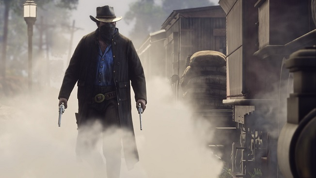 Слухи овыходе Red Dead Redemption 2 наPC