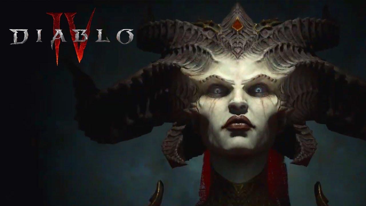 Анонс идебютный трейлер Diablo 4