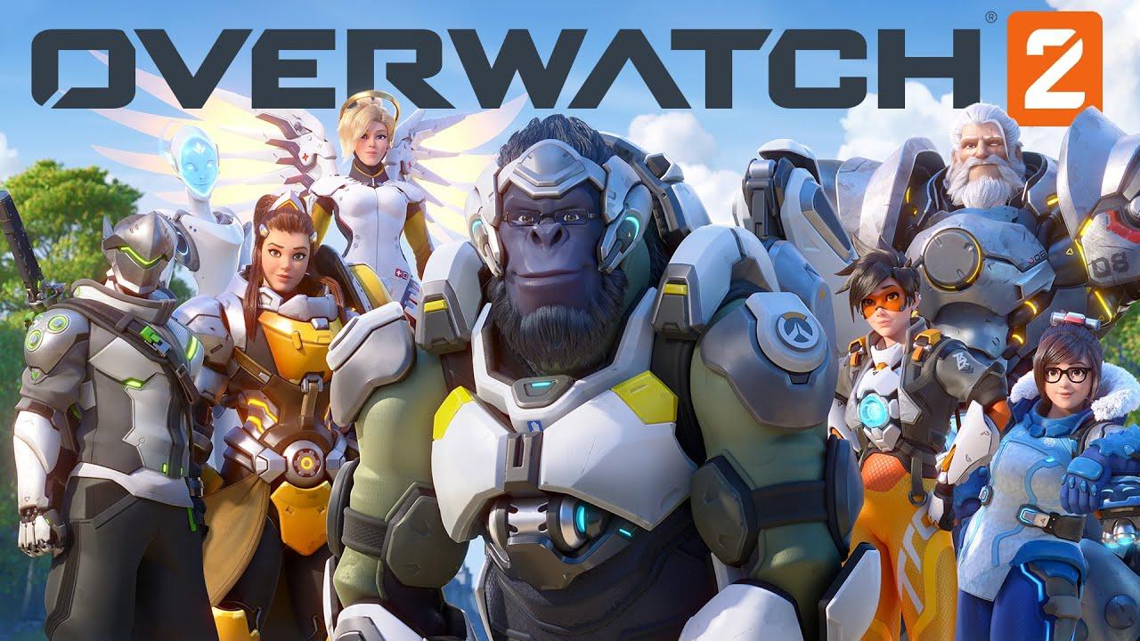Анонс ипервые ролики новой Overwatch 2