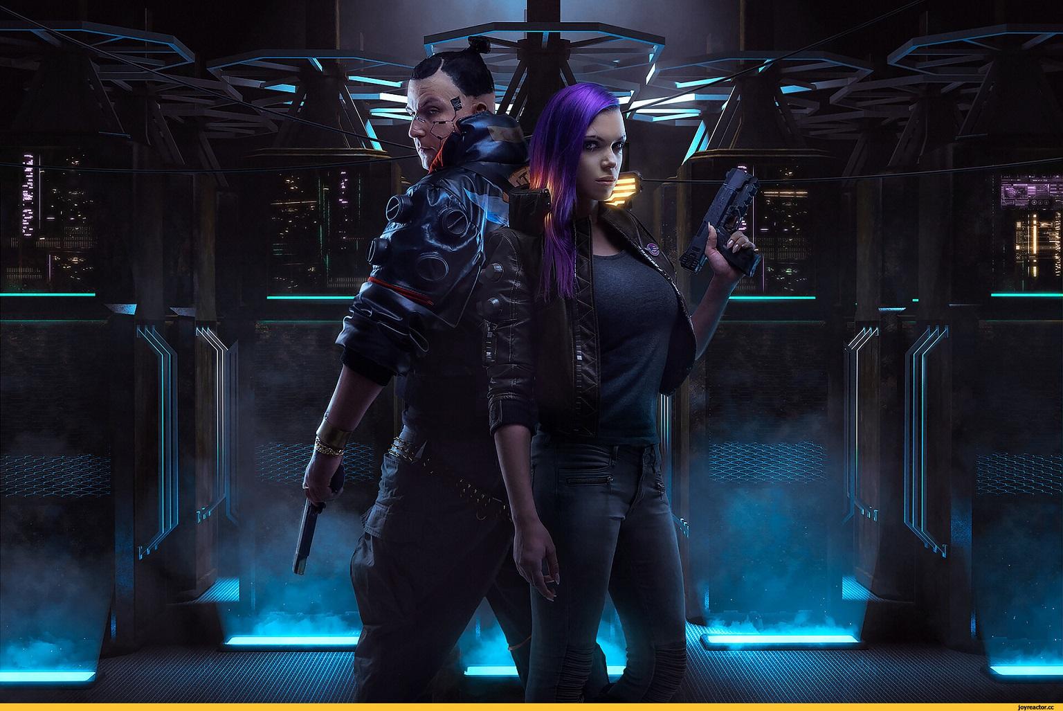 Cyberpunk 2077 выйдет наследующем поколении консолей