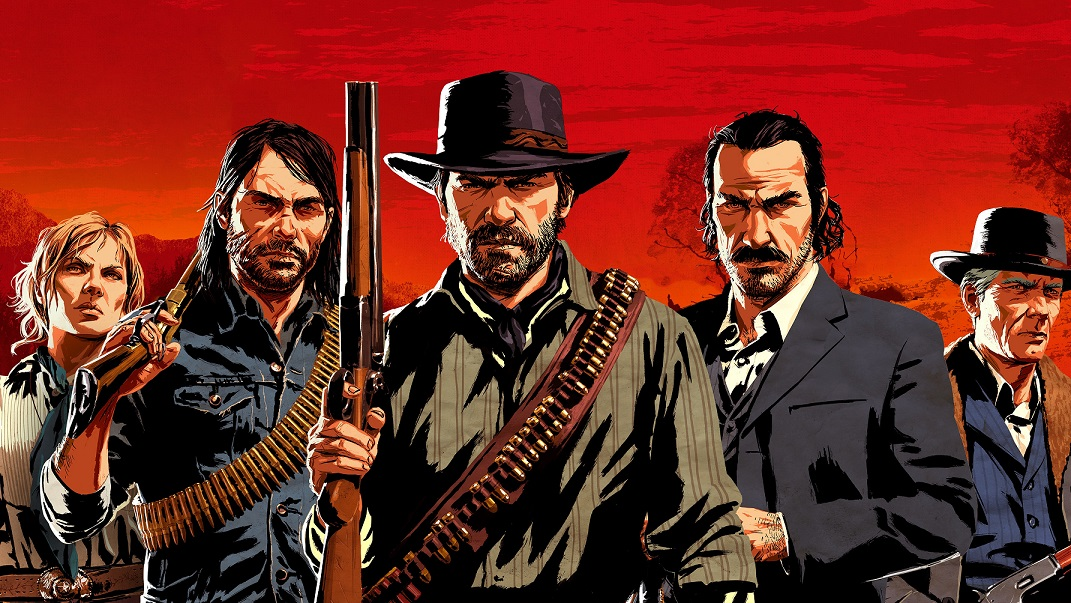 Дата выхода Red Dead Redemption 2 вSteam