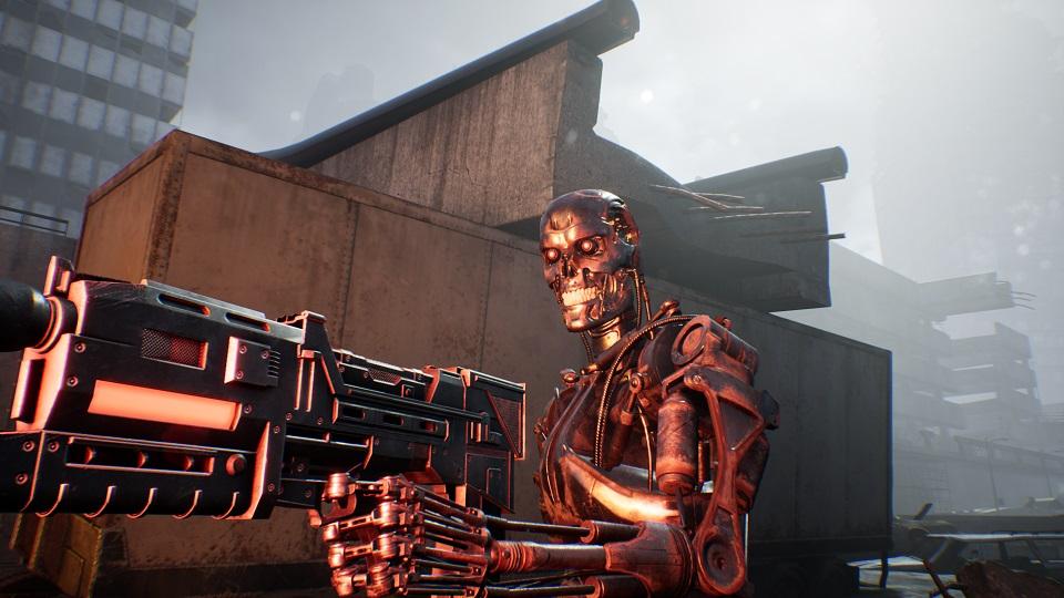 Игру Terminator: Resistance взломали почти сразупосле релиза