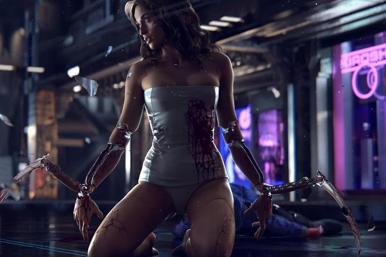 Каким будет секс вCyberpunk 2077?