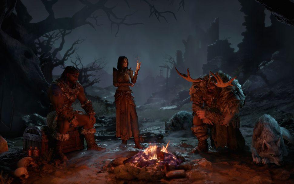 Почти два часа игрового процесса новой Diablo 4