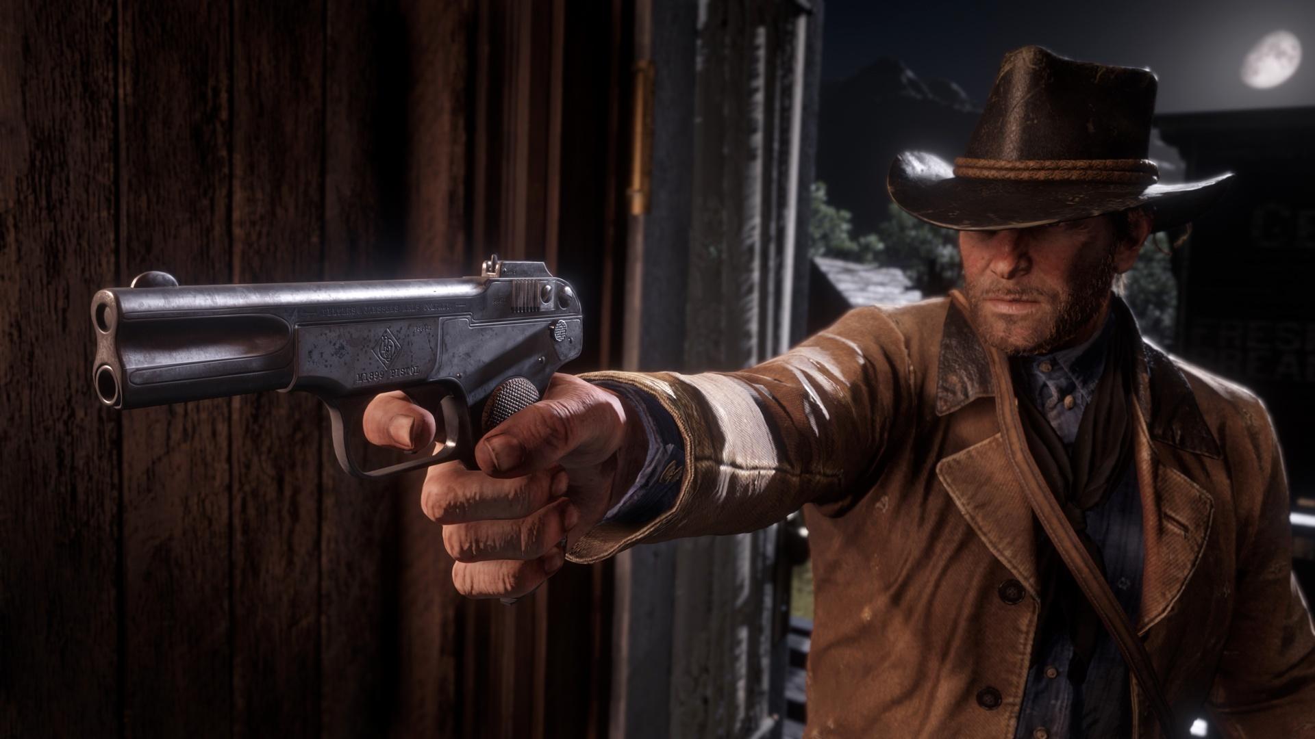 Релиз Red Dead Redemption 2 наPC
