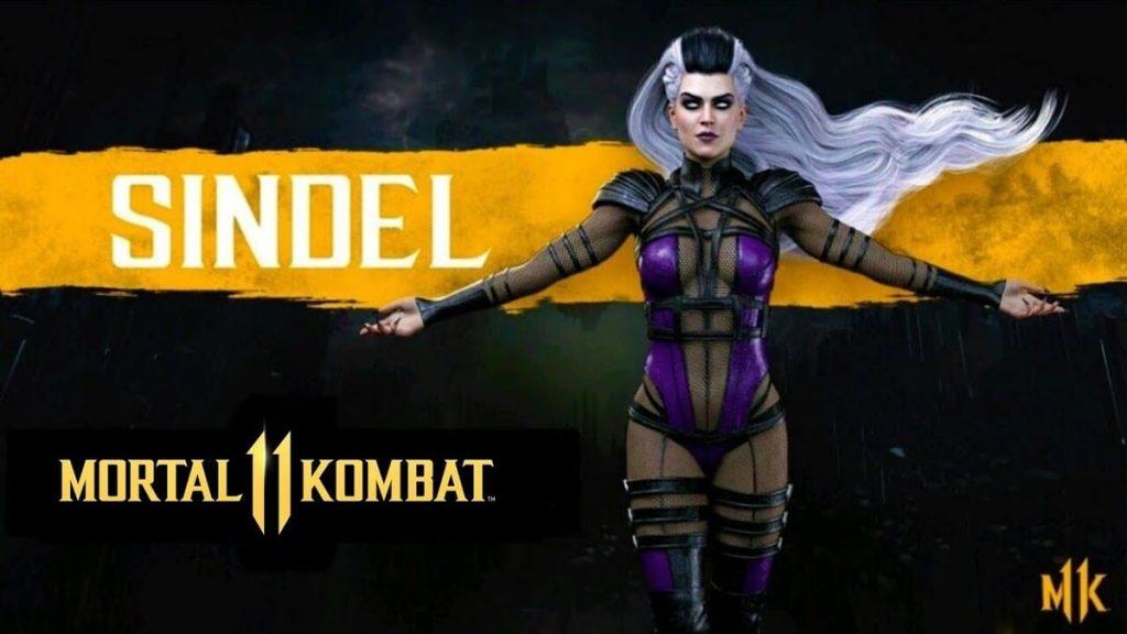 Синдел рвет врагов накуски вновом трейлере Mortal Kombat 11