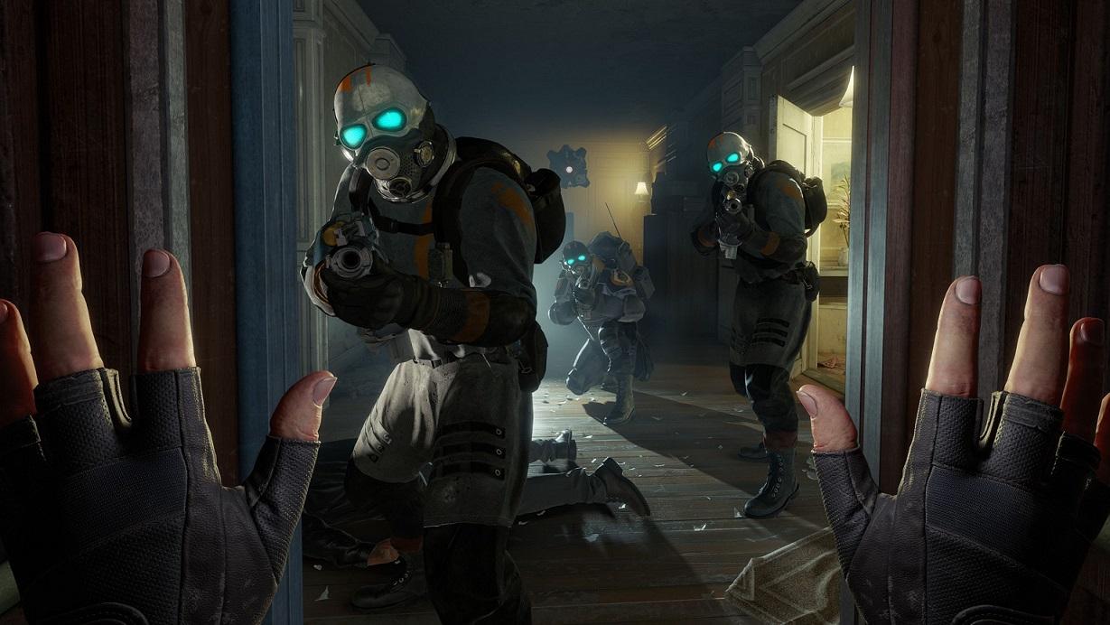 Состоялся анонс новой Half-Life