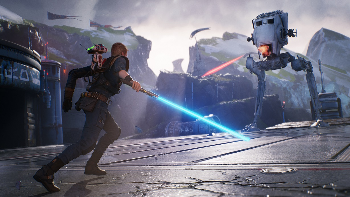УStar Wars Jedi: Fallen Order будет сиквел