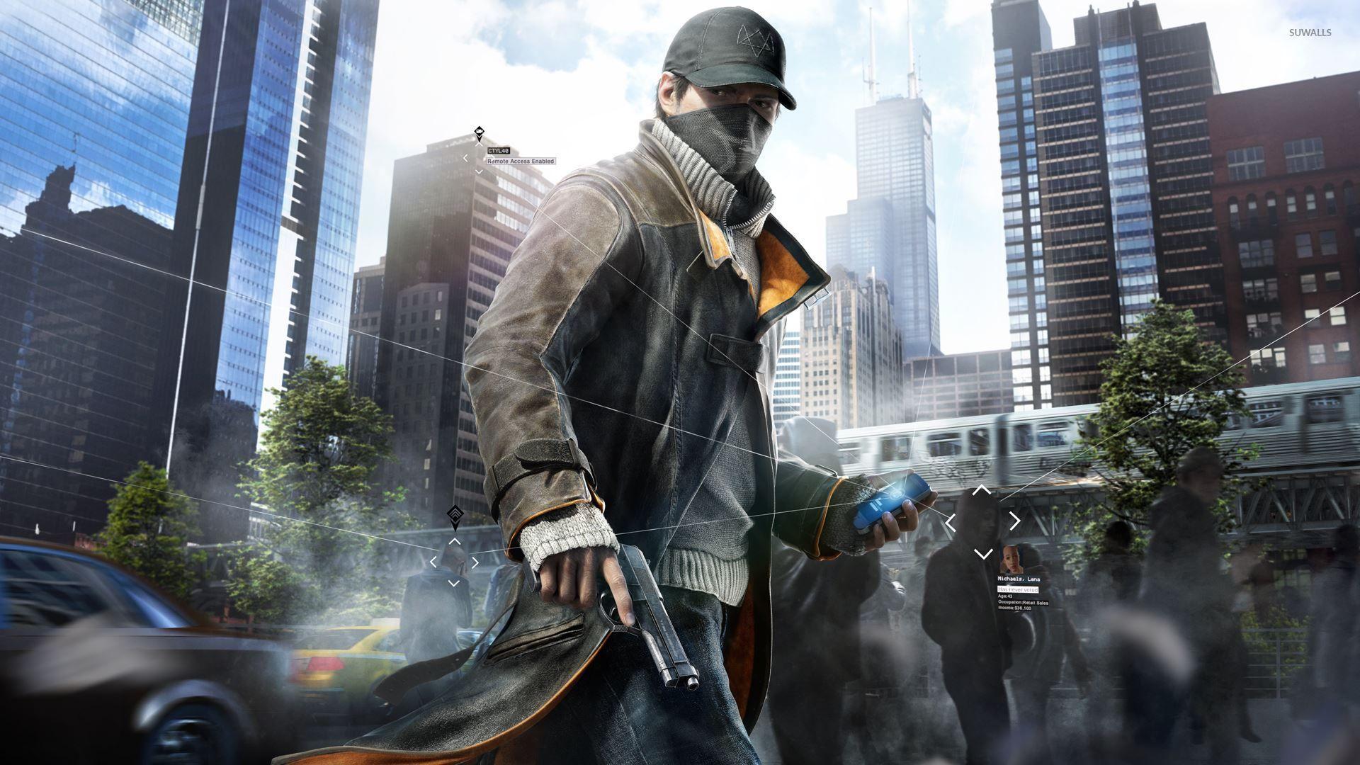 Ubisoft распродает игры серии Watch Dogs наPC