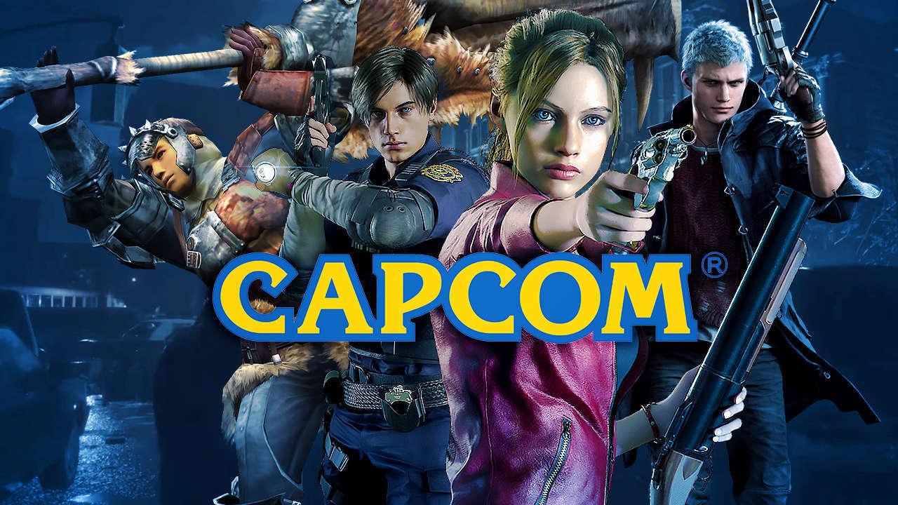 Вдекабре Capcom анонсирует две новые игры. Будетли среди них новая Resident Evil?