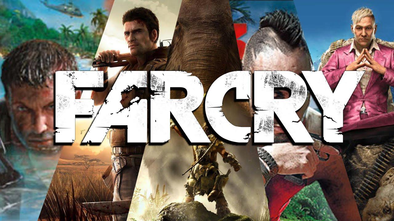 ВSteam проходит распродажа серии Far Cry. Скидки достигают 80%.