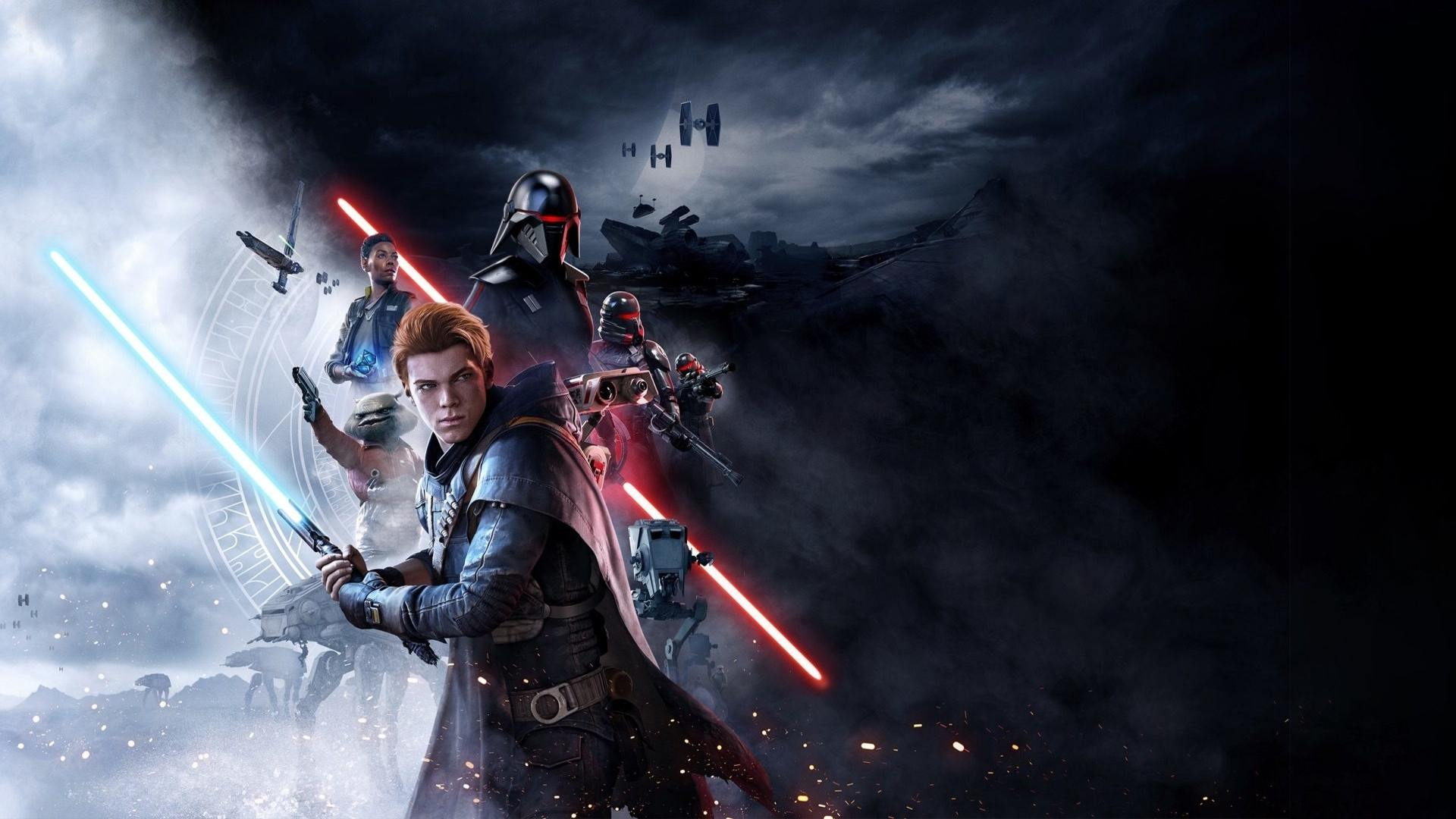 Игры отEAначнут будут вSteam — Star Wars Jedi: Fallen Order уже доступна