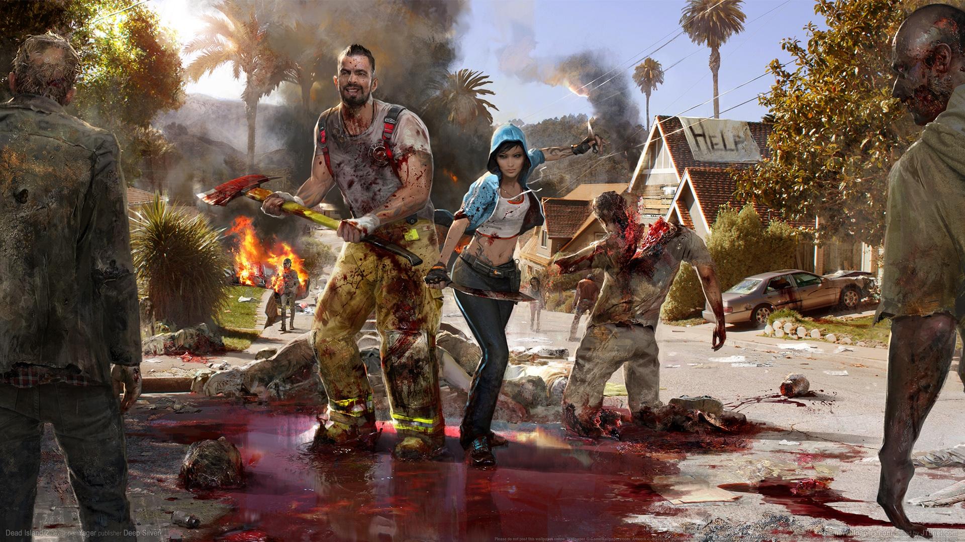 Послухам игра Dead Island 2 может выйти наPS5 иXbox Scarlett