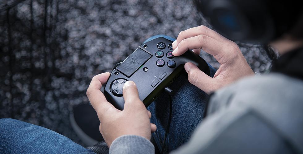 Razer выпустит геймпад специально для файтингов