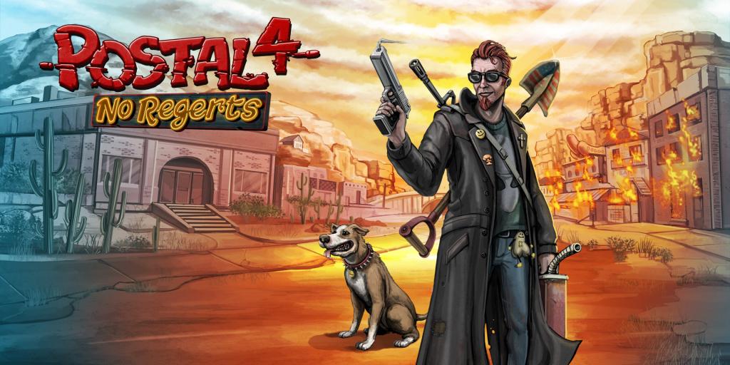 Разработчики анонсировали Postal 4: NoRegerts — продолжение одной изсамых скандальный серий игр