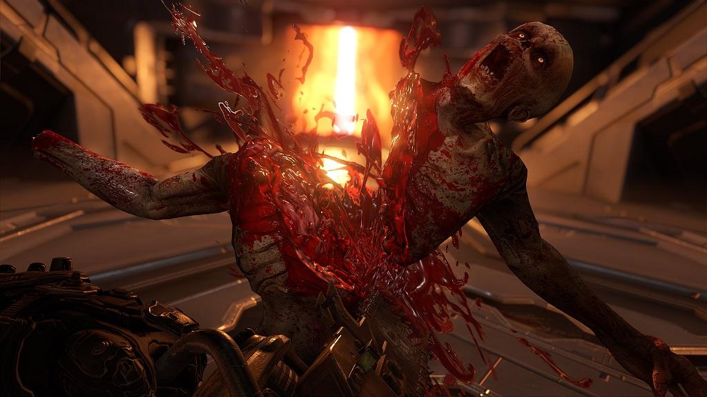 Разработчики перенесли релиз Doom Eternal на2020 год