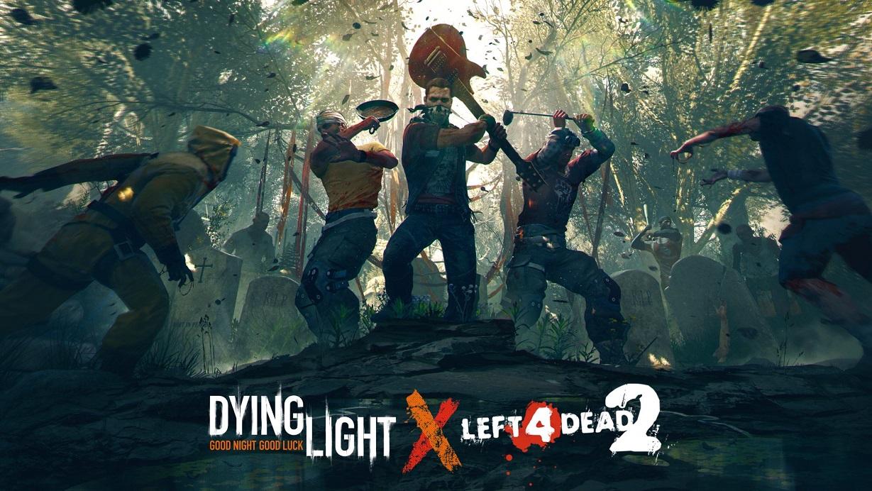 Уигр Dying Light иLeft 4 Dead 2 будет кроссовер