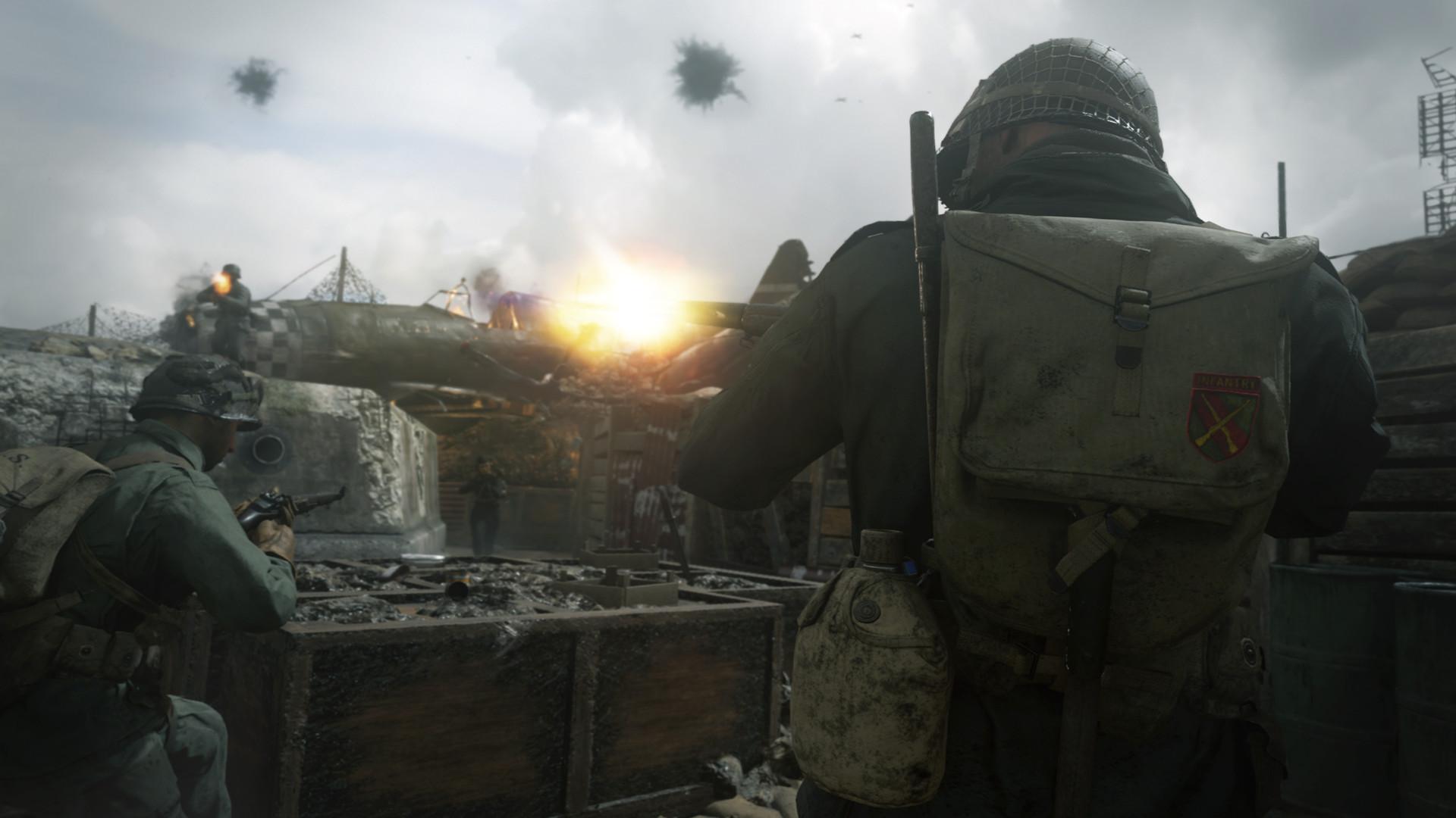 ВHumble Bundle есть возможность бесплатно получить Call ofDuty: WWII идругие игры