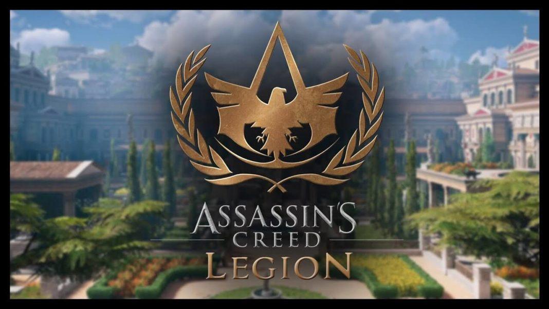 Вмагазине Gameware засветилась новая Assassin's Creed Legion