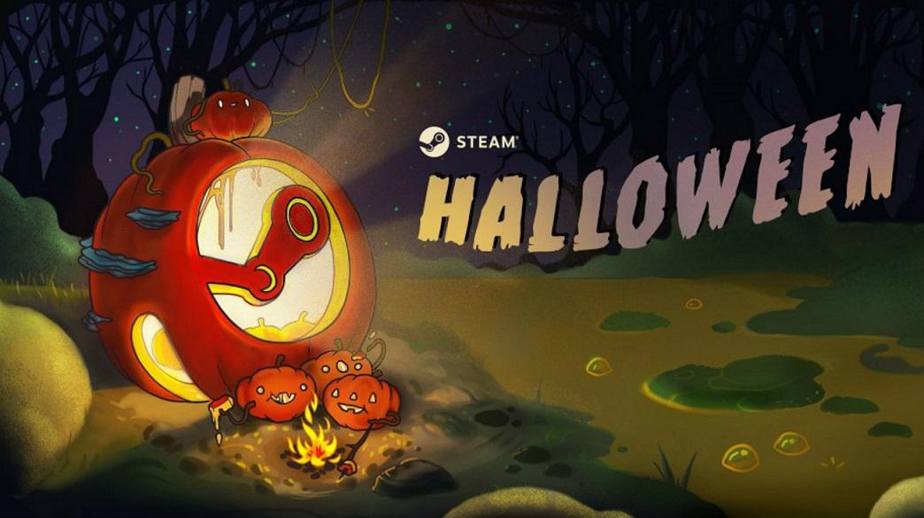 ВSteam началась распродажа наХеллоуин