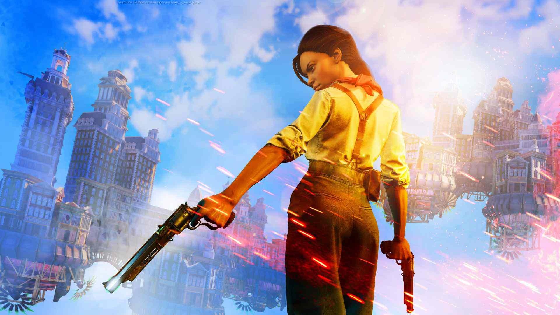 ВSteam проводится новая распродажа — скидки до80% наигры серий Borderlands, Mafia, BioShock идругие