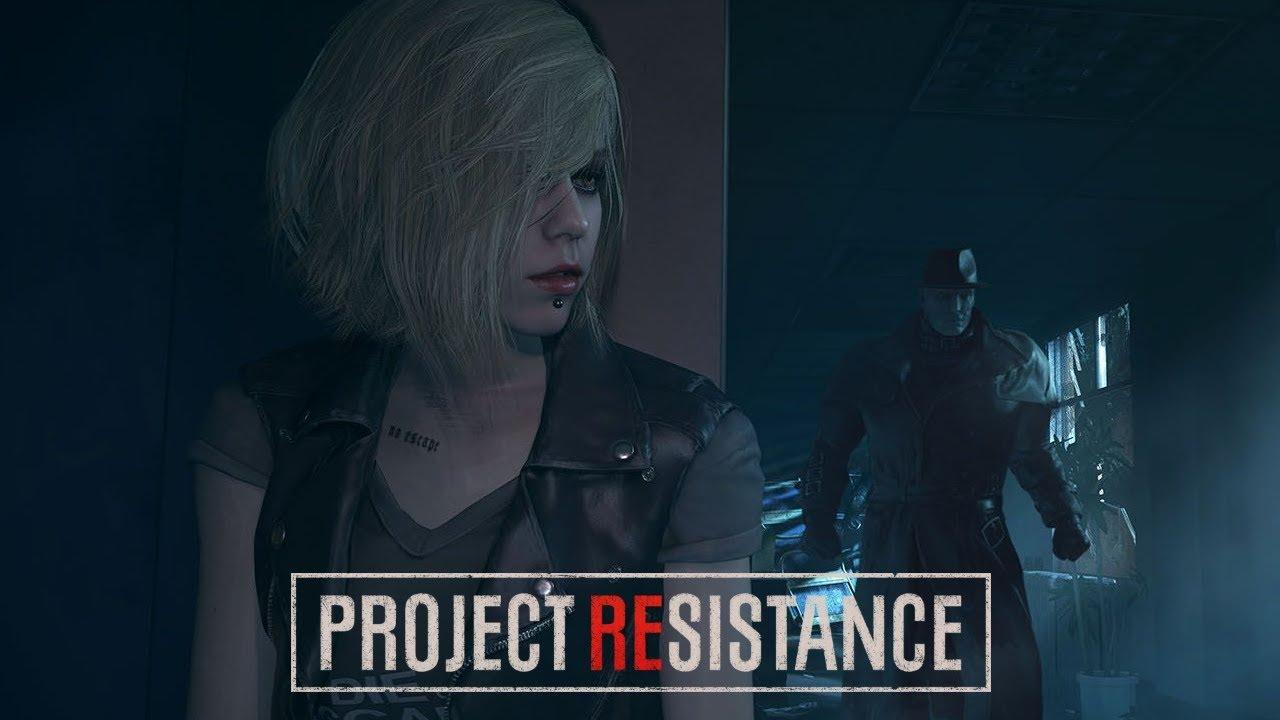 10 минут геймплея спин-оффа Resident Evil