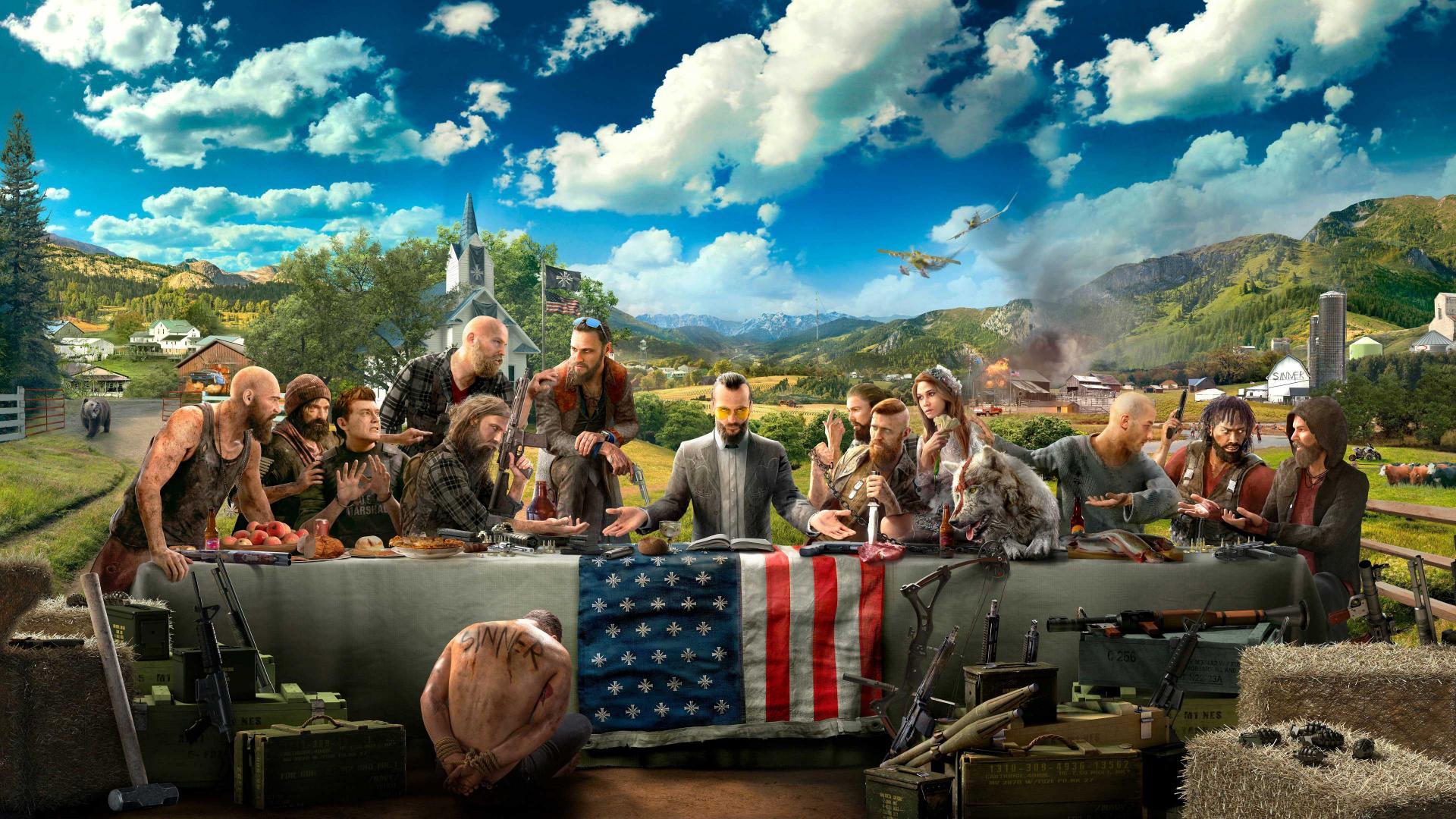 Новая крупная распродажа вSteam. Участвуют игры серии Far Cry, Darksiders имногие другие громкие проекты