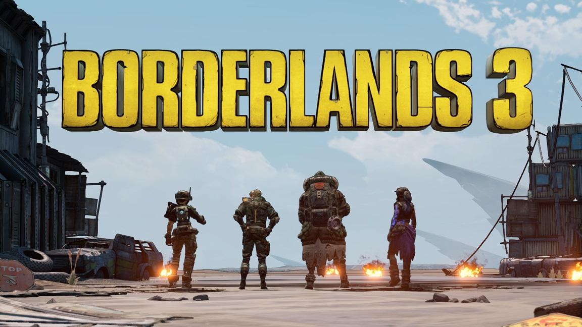 Обзор Borderlands 3