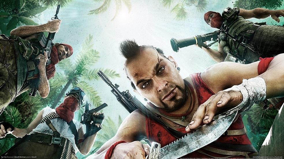 Проходит распродажа всех игр Far Cry. Скидки до80%