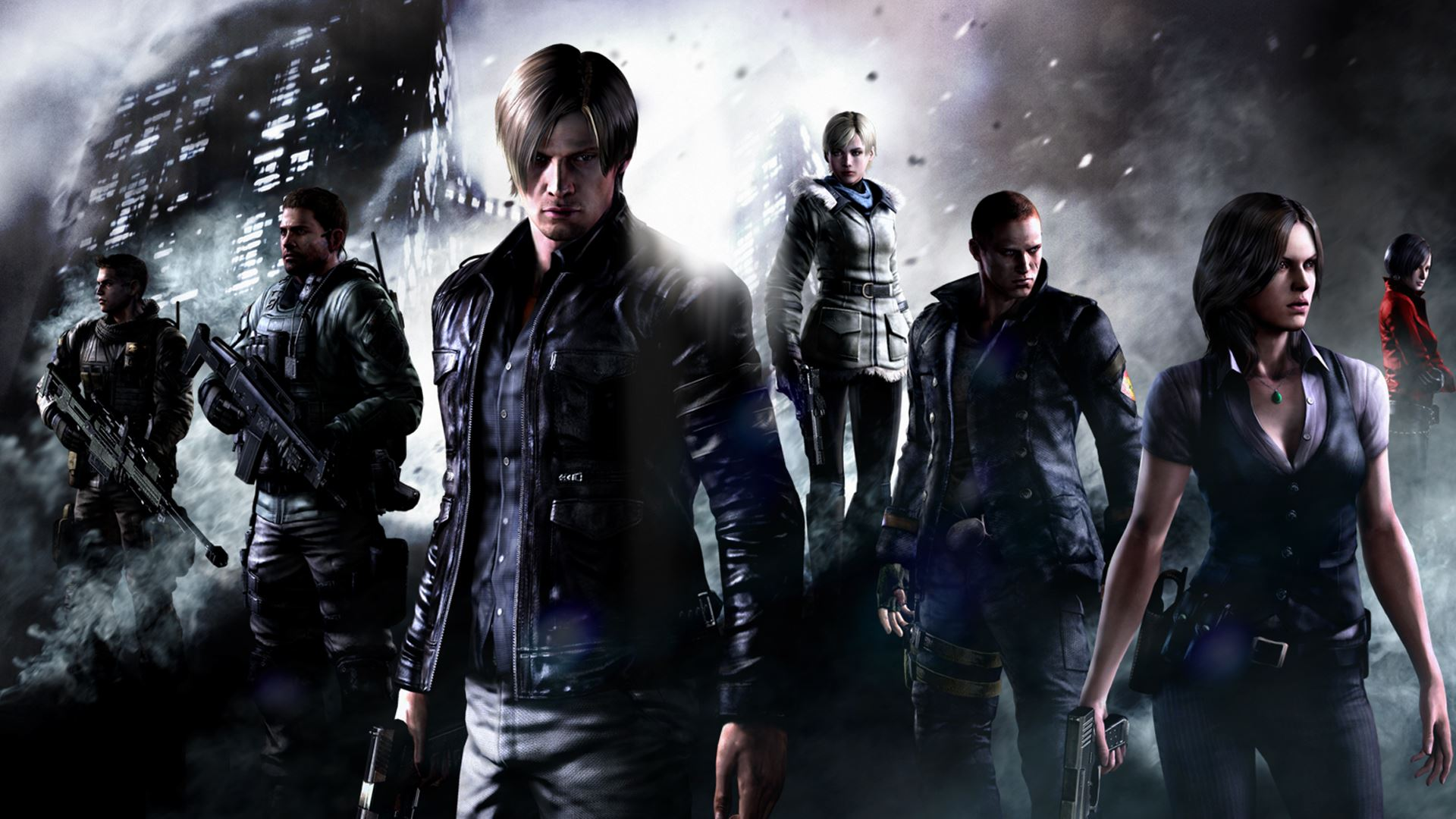 Распродажа игр серии Resident Evil вSteam