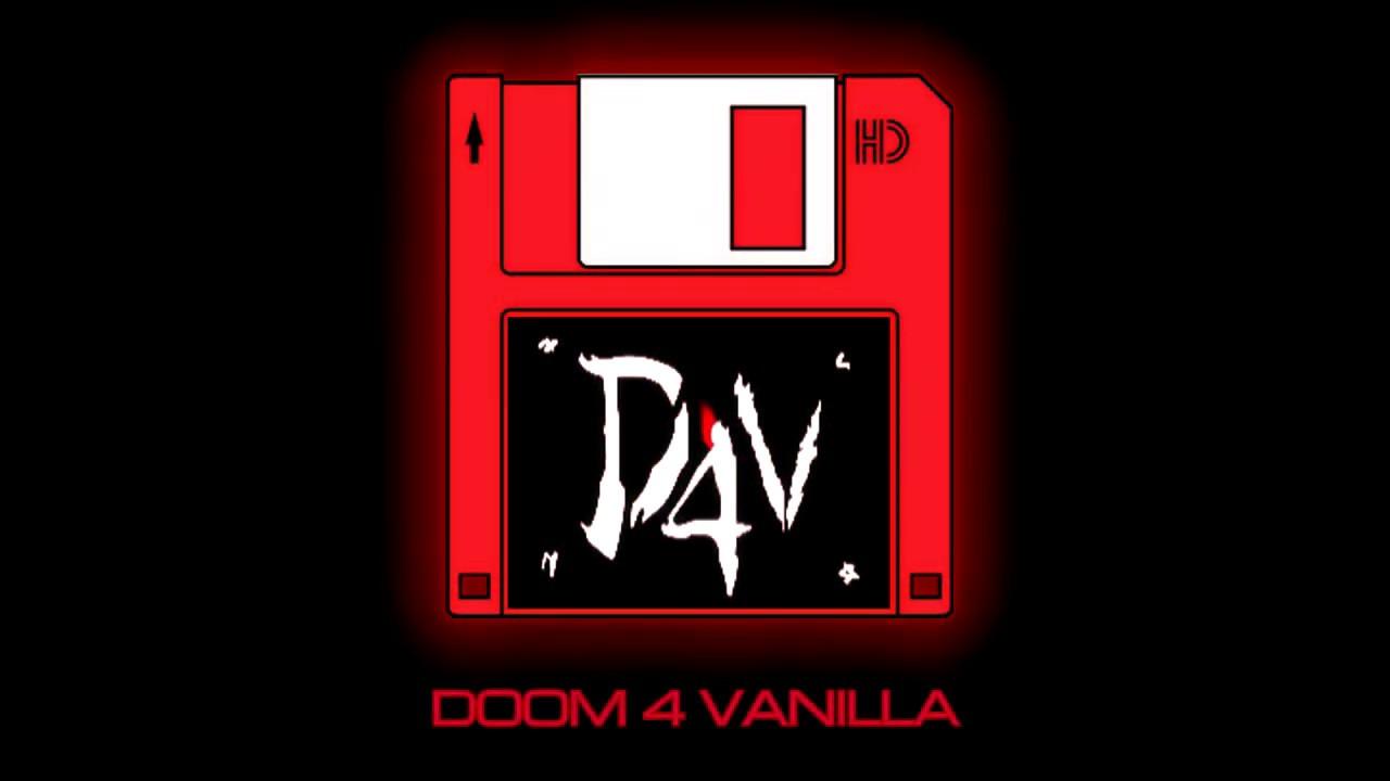 Вышел мод Doom 4 Vanilla который переносит Doom 2016 года вDoom 2