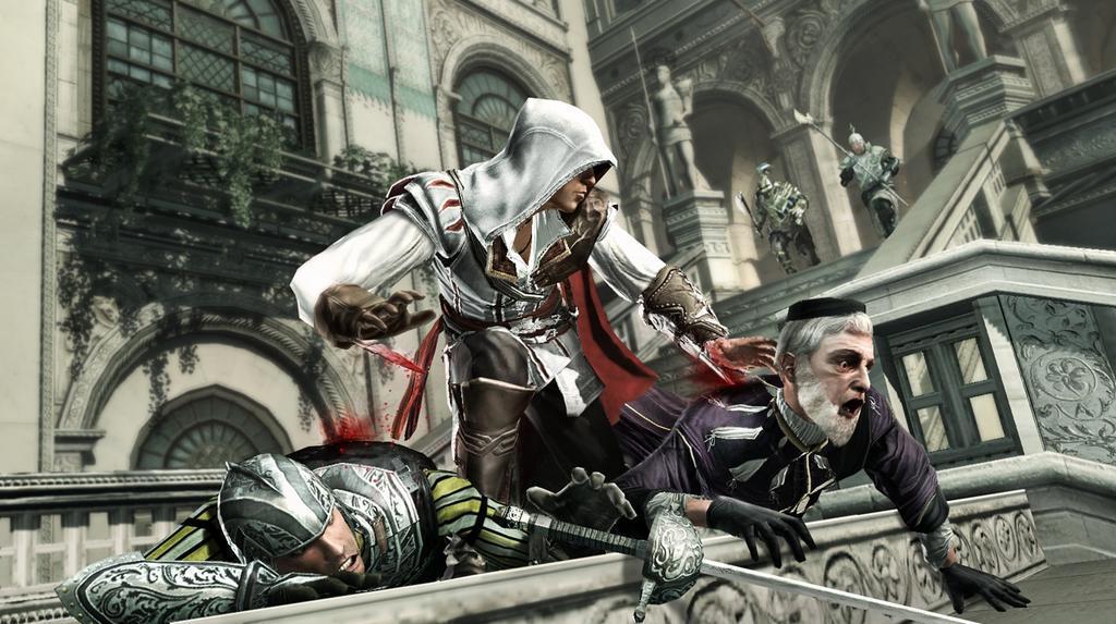 Assassin's Creed 2 можно получить бесплатно с14 апреля