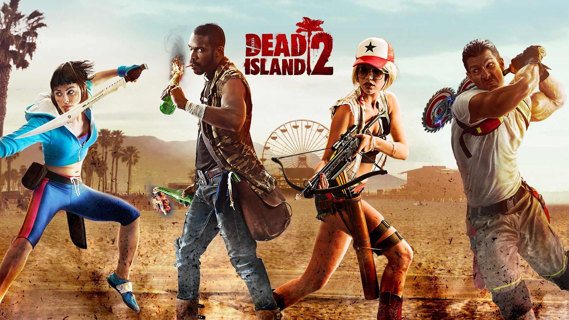 Dead Island 2 выйдет наконсолях следующего поколения итекущих платформах