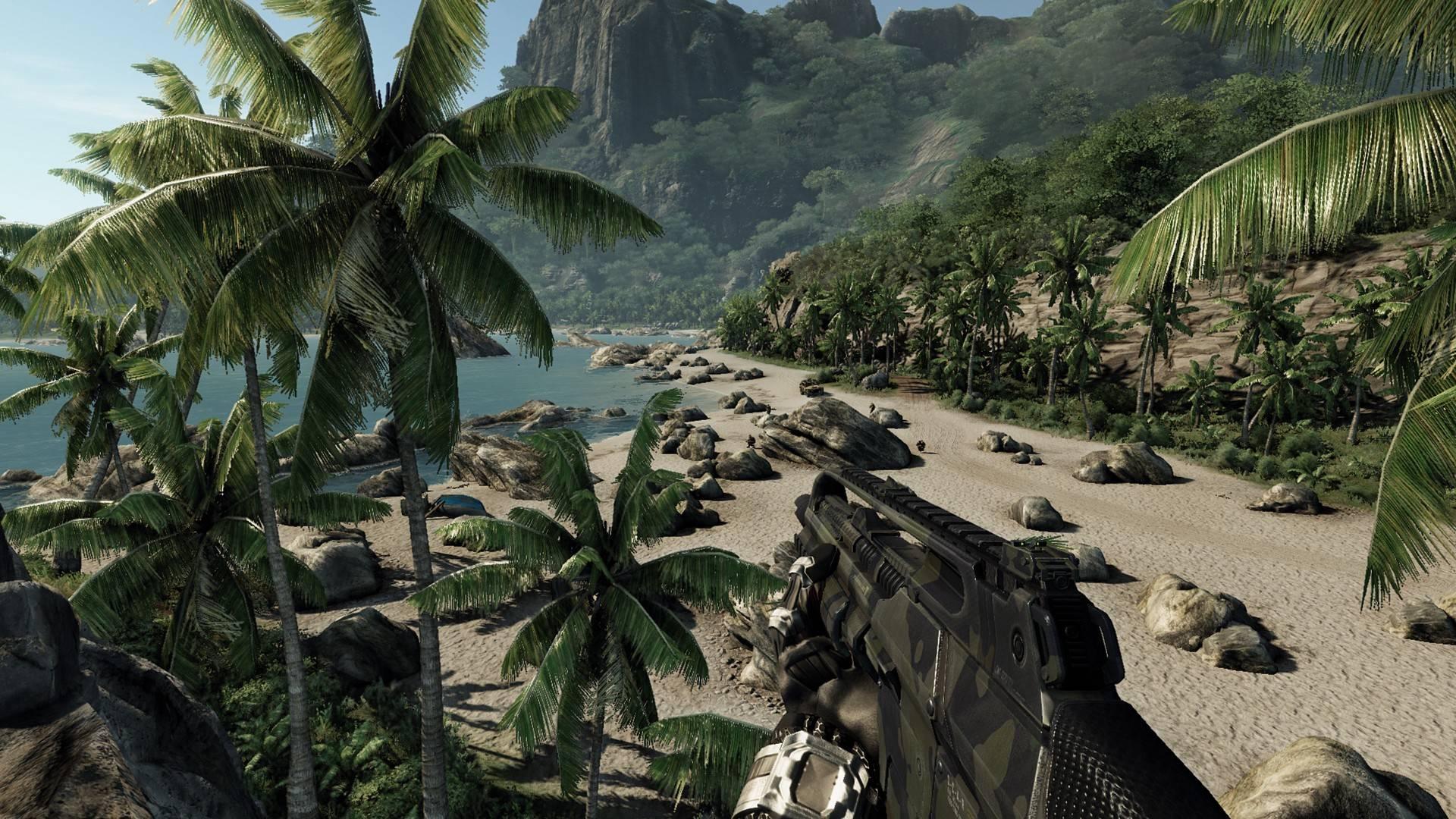 Новые детали Crysis Remastered