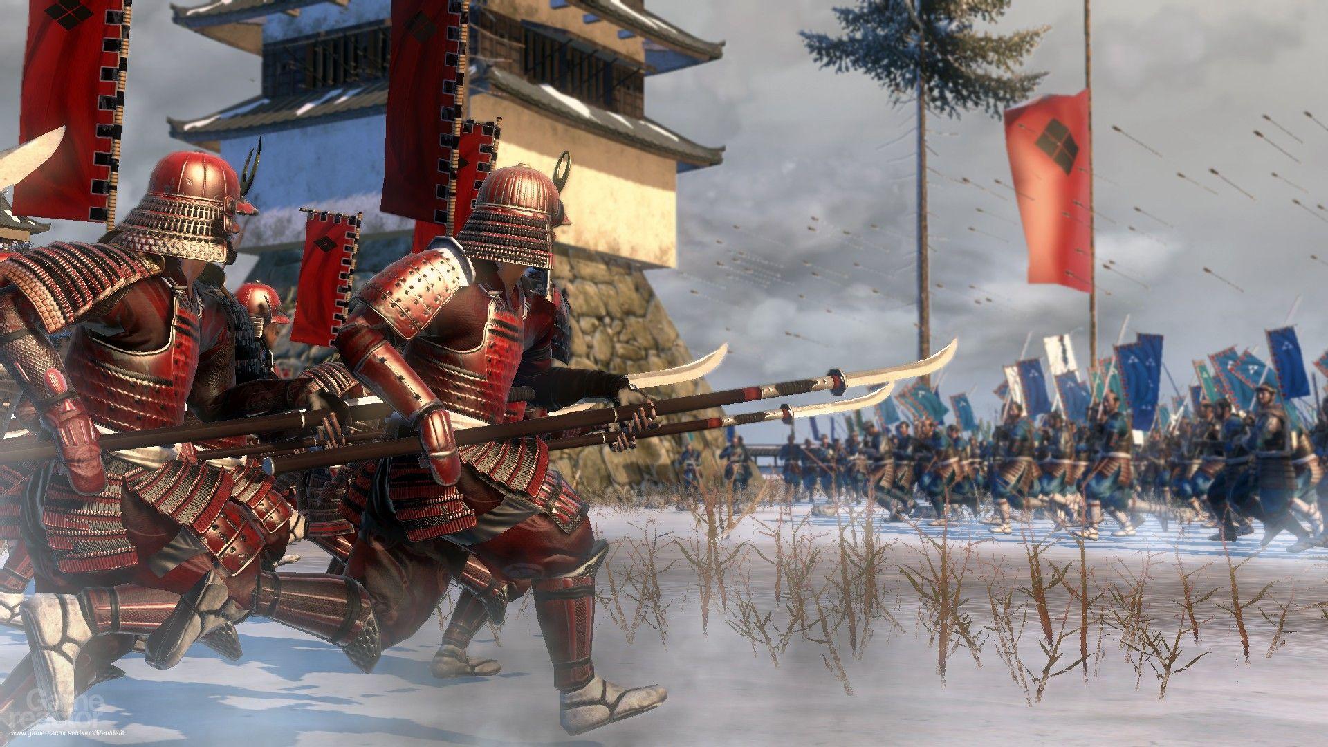 Получите бесплатно Total War: Shogun 2 вSteam