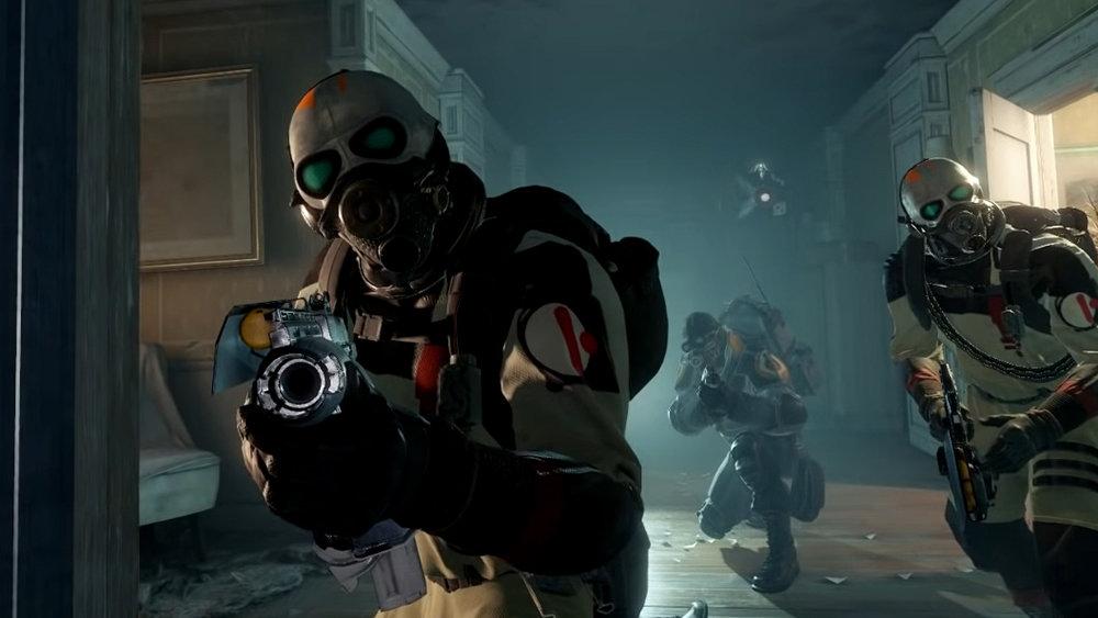 Появился новый мод для прохождения Half-Life: Alyx наклавиатуре