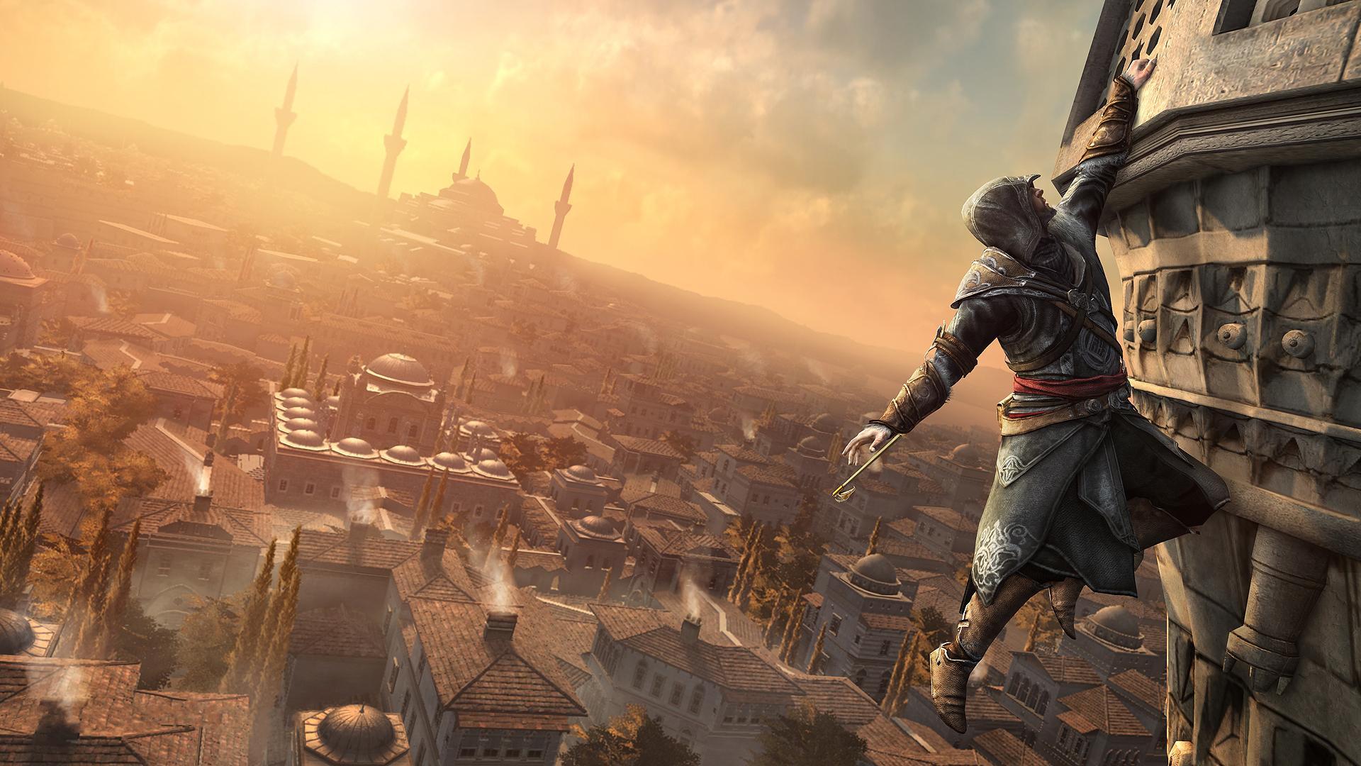 Распродажа всей серии Assassin's Creed наPC