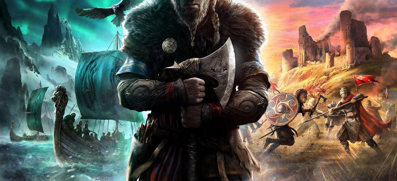 Трейлер новой Assassin's Creed Valhalla покажут сегодня