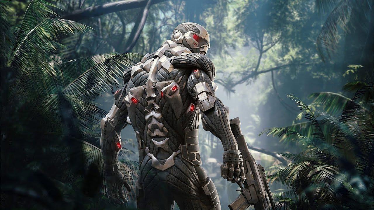 Вышел официальный тизер ремастера Crysis