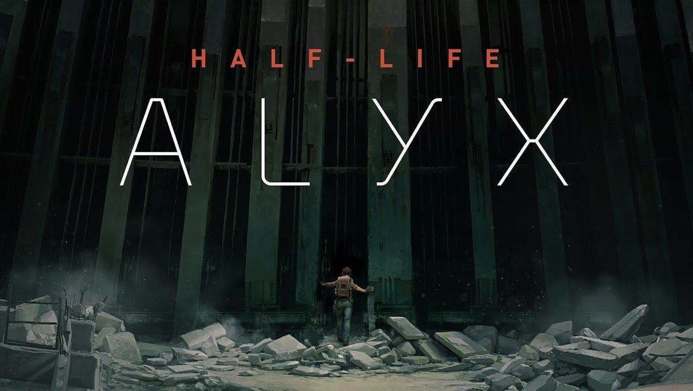 Известна точная дата выхода Half-Life: Alyx