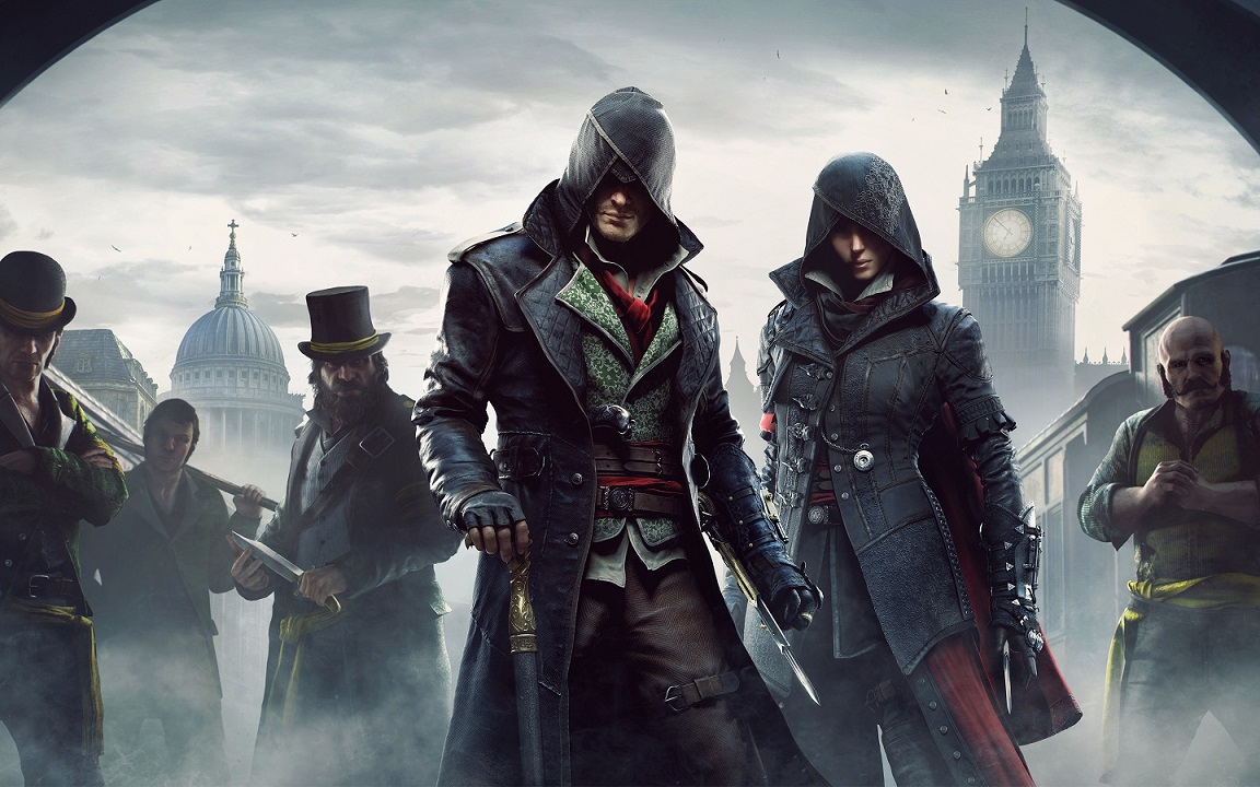 Новая акция в EGS — получите бесплатно Assassin's Creed: Syndicate и еще одну игру