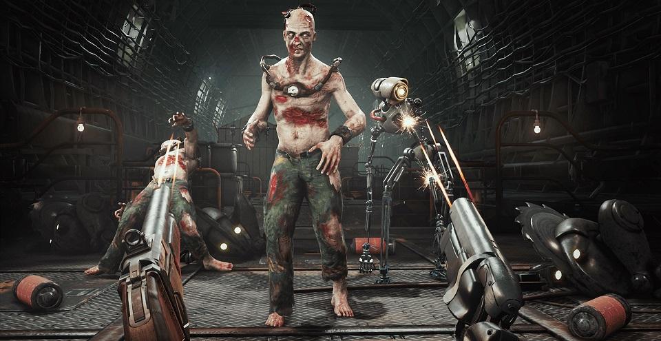 Подробности российской Atomic Heart. Смесь Fallout, BioShock иPrey