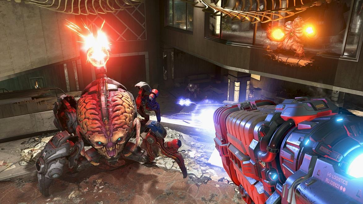 Распродажа франшизы Doom вSteam