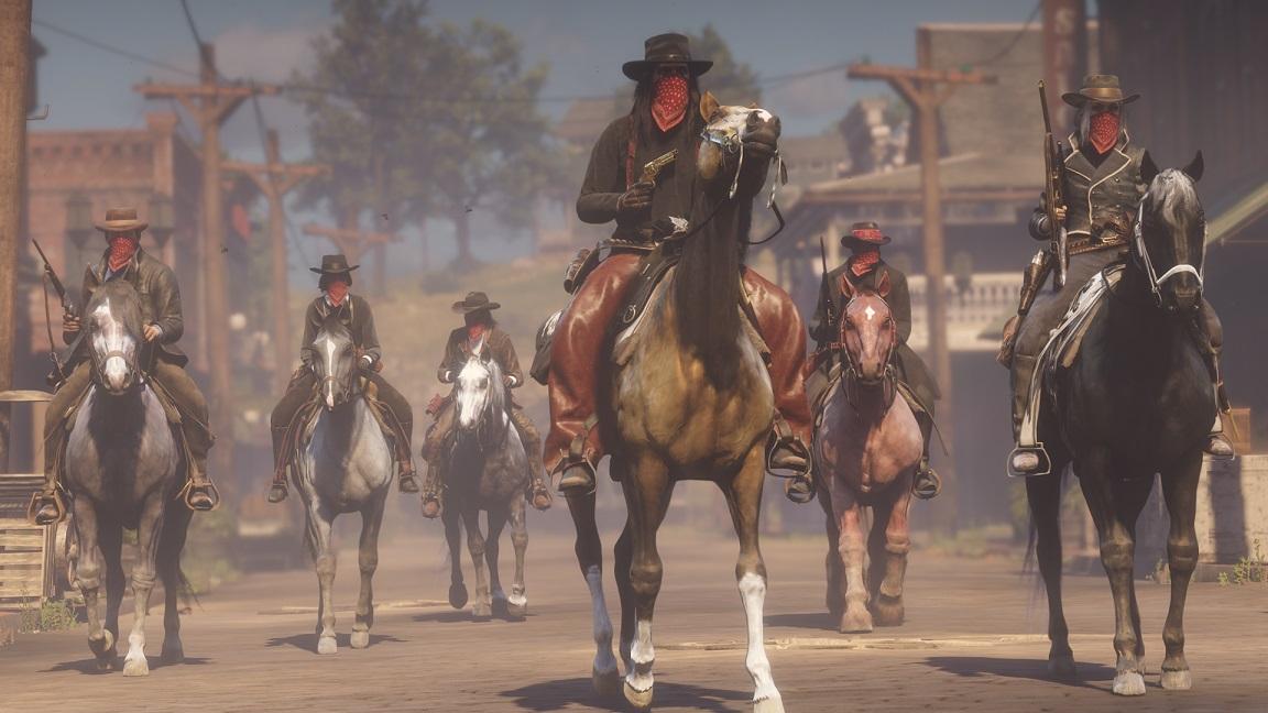 Red Dead Redemption 2 превратили вэкономическую стратегию