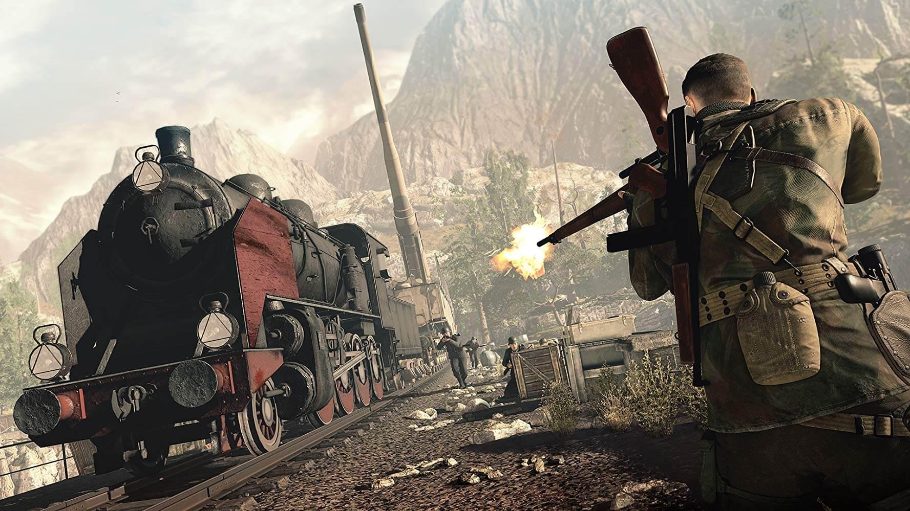 Что ждет серию Sniper Elite в2020 году?