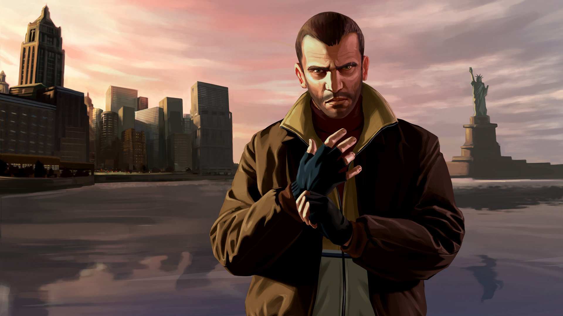 Grand Theft Auto IVисчезла изSteam