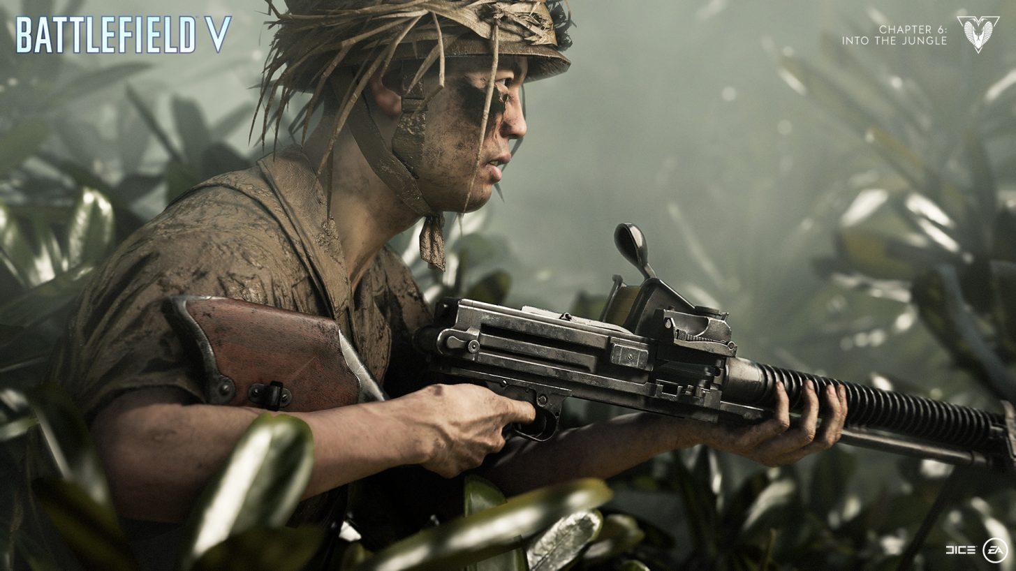 Катаны, взрывы, камикадзе — новый трейлер DLC для Battlefield 5