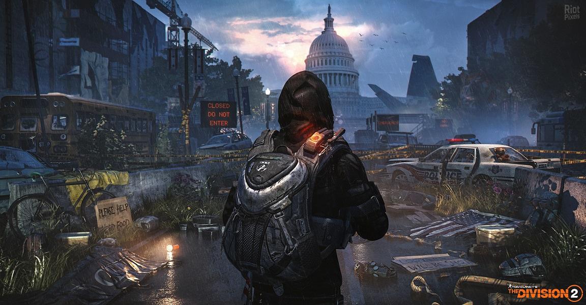 Разработчики The Division 2 добавят вигру большую локацию изпервой части